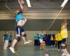 Sportlich ging es zu bei der langen Volleyballnacht in Euskirchen. Text und Foto: André Bung, Malteser Euskirchen.