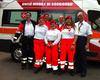 Die Malteser aus Solingen stellten den   Sanitätsdienst während der Romwallfahrt für die über 1000 Pilger. Foto: Malteser Solingen