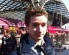 Lucas Reinbold von der Malteser Jugend in der Stadt Köln ist unser Malteser Gesicht im März. Foto: DGS Köln.