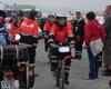 Die Fahrradstaffel der Malteser in Bedburg. Foto: Malteser Bedburg