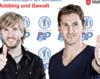 René Adler und Nick Heidfeld sind die neuen Schirmherren von Fit in FAIR PLAY im Schuljahr 2011/ 2012.