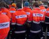 """Die zahlreichen Helferinnen und Helfer in den """"rheinischen"""" Hochburgen haben die Malteser im Karnevalseinsatz hervorragend repräsentiert. Foto: DGS Köln"""