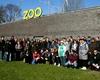 Foto: Die Malteser Jugend in der Diözese Köln beim Zoobesuch. K. Lang