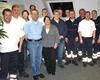 """Das Team der """"C-Dienst-Betreuung"""", die verantwortliche Führungskraft der Hilfsorganisationen in Betreuungseinsätzen im Kreisgebiet. Foto: Malteser Rhein-Sieg"""