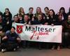 Die Teilnehmerinnen und Teilnehmer im Kölner Crux beim ersten diözesanweiten Bildungstag. Foto: Malteser DGS Köln.