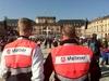 Die Malteser im Einsatz bem 98. DKT in Mannheim. Foto: Daniel Könen.