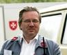 Carsten Kossow – unser Malteser Gesicht im Mai – hält den Maltesern in Düsseldorf seit 22 Jahen die Treue und unterstützt die jährliche Kevelaer-Wallfahrt im Lotsendienst. Foto: M. Scheffler/ DGS Köln