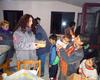 Die albanischen Malteser versorgen in Kooperation mit dem Militär und anderen Kräften des Katastrophenschutzes die eingeschlossenen Menschen mit den notwendigen Versorgungsgütern. Foto: Malteser DGS Auslandsreferat.