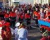 Sanitätsdienst beim Veilchendienstagszug in Aegidienberg. Foto: Archut/Malteser Hilfsdienst