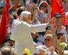Die Begegnung mit Papst Benedikt XVI. macht die Romwallfahrt zu einem einzigartigen Erlebnis. Foto: Archiv.