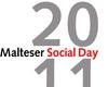 Logo Malteser SocialDay 2011