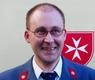 Jens Midderhoff (35) von den Bad Honnefer Maltesern ist auf der Bundesversammlung des Malteser Hilfsdienstes zum Helfervertreter im Präsidium gewählt worden. Foto: Archut/ Malteser Bad Honnef